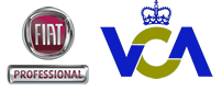 Fiat professional and VCA Authorised